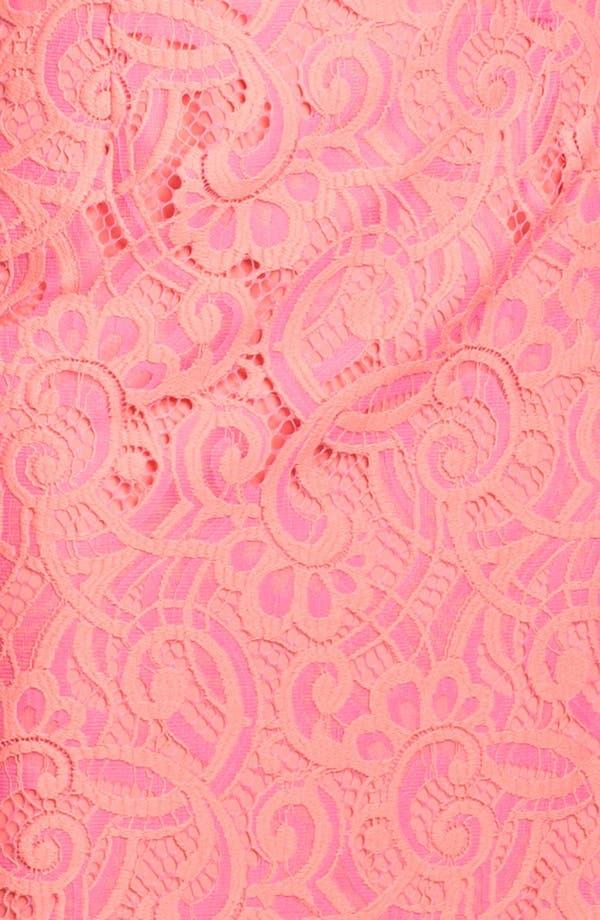 Alternate Image 3  - Lilly Pulitzer® 'Rosaline' Lace Sheath Dress
