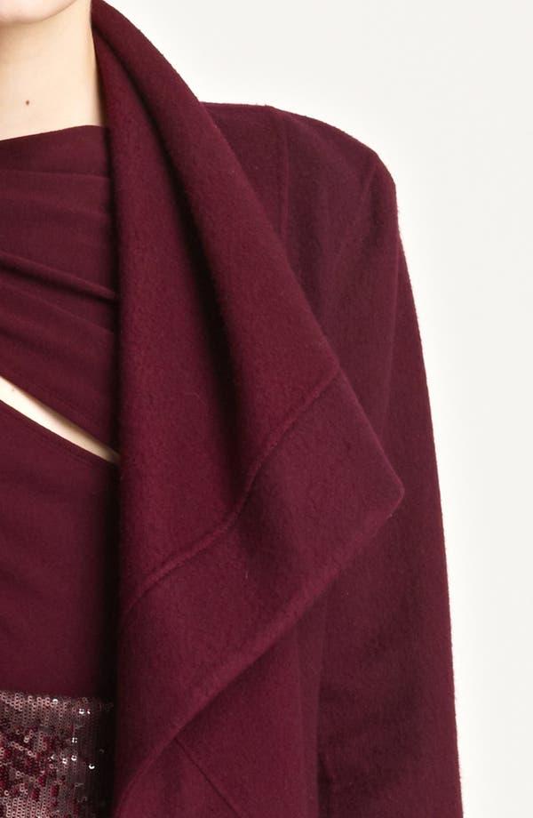 Alternate Image 3  - Donna Karan Collection Belted Cashmere Coat