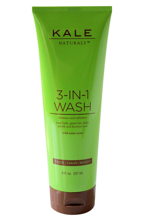 KALE NATURALS® 3-in-1 Wash