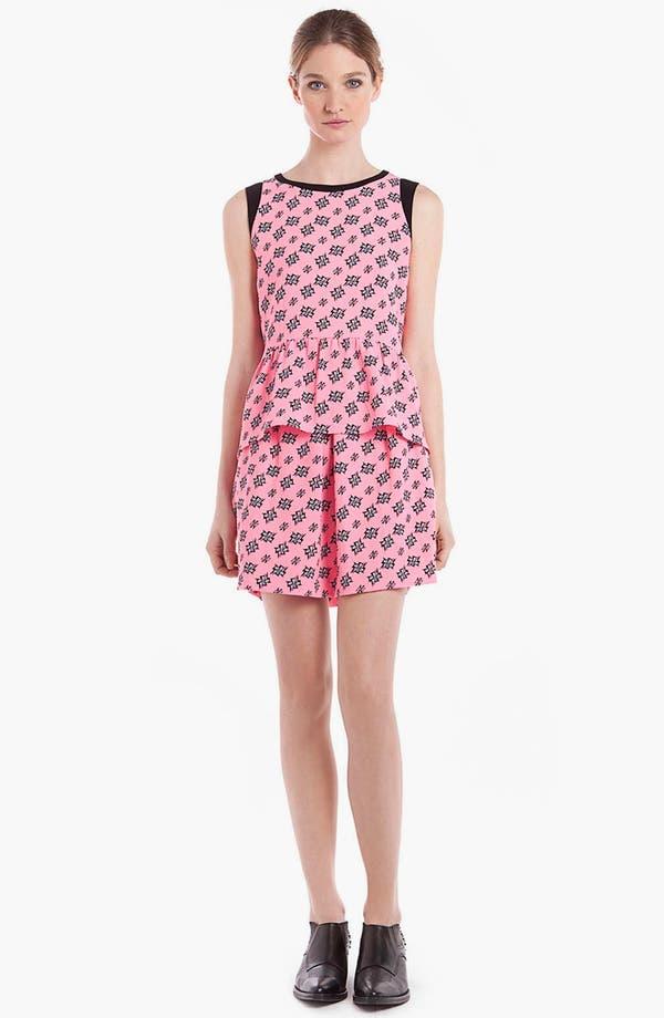 Alternate Image 1 Selected - sandro 'Joyeuse' Miniskirt
