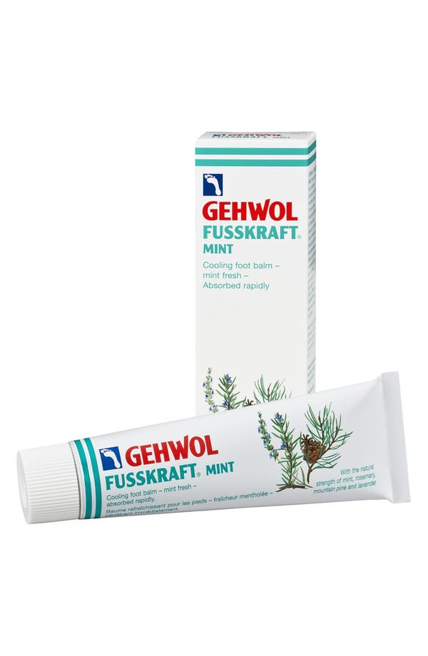 Alternate Image 1 Selected - GEHWOL® FUSSKRAFT® Mint