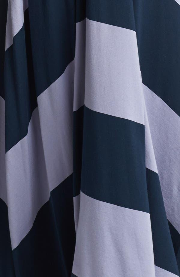 Alternate Image 3  - French Connection Chevron Stripe Maxi Dress