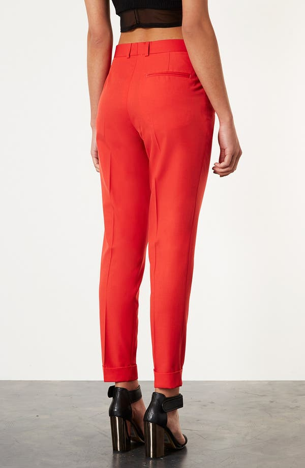 Alternate Image 2  - Topshop Skinny Trousers
