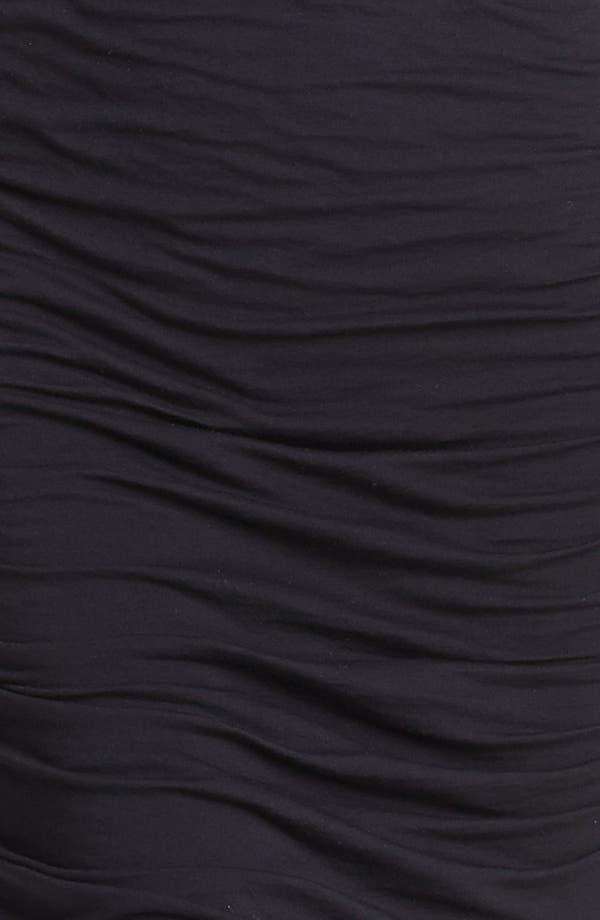 Alternate Image 3  - Velvet by Graham & Spencer Ruched Tank Dress