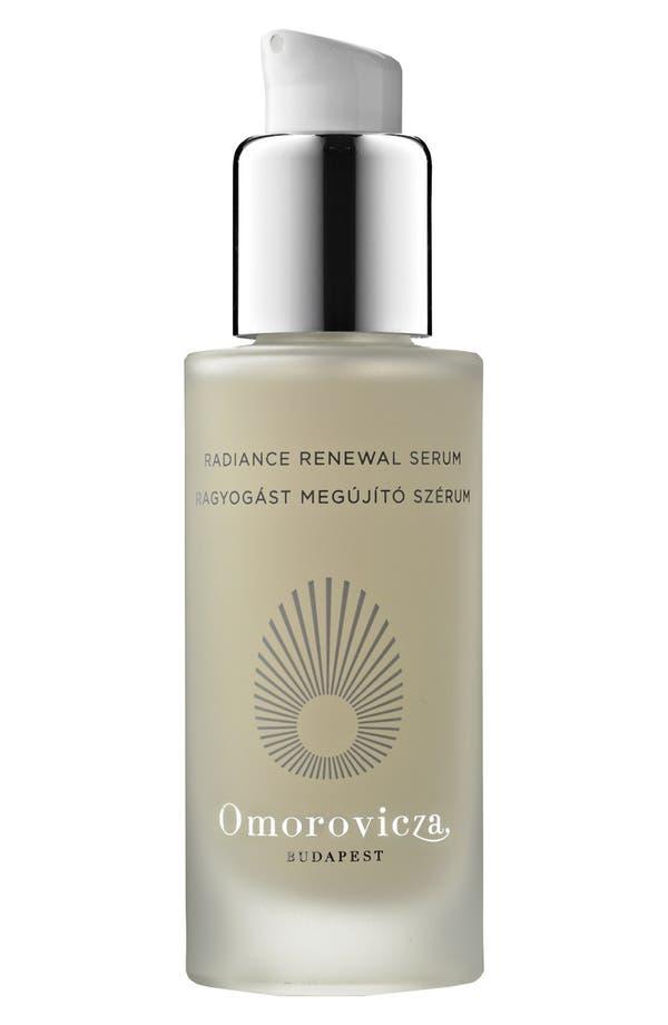Alternate Image 1 Selected - Omorovicza 'Radiance' Renewal Serum