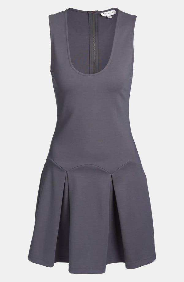 Alternate Image 1 Selected - Devlin Pleated Dress