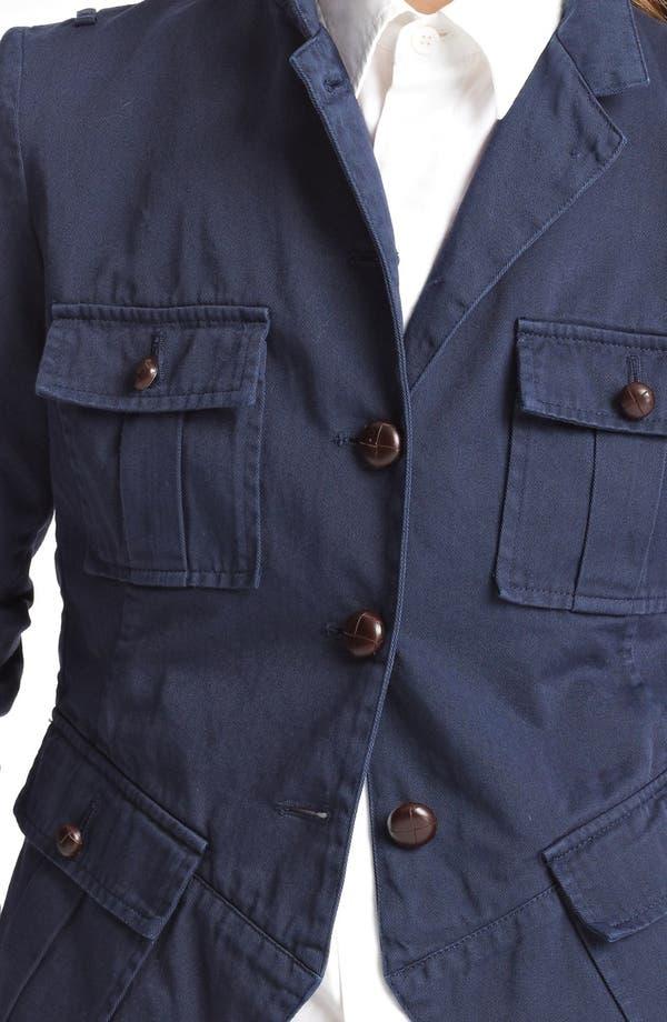 Alternate Image 4  - Band of Outsiders Military Jacket