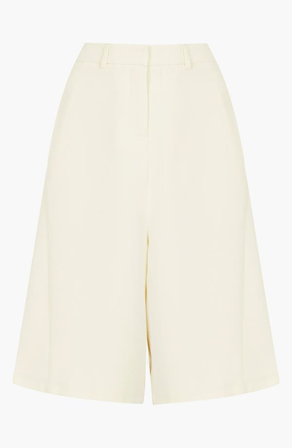 Alternate Image 3  - Topshop Tailored Culottes