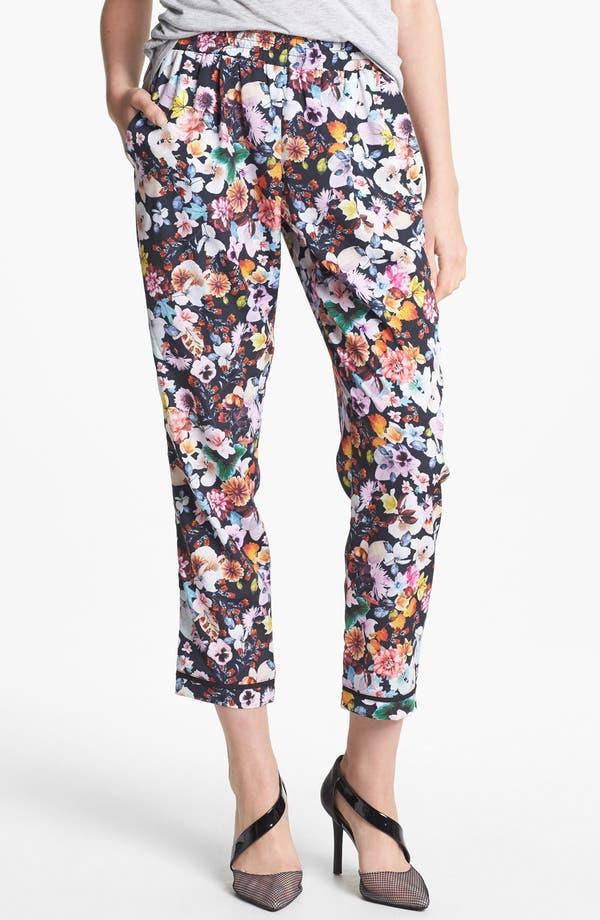 Alternate Image 1 Selected - WAYF Crop Pants