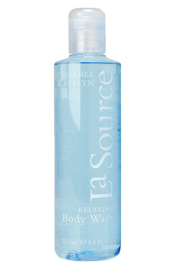 Alternate Image 1 Selected - Crabtree & Evelyn 'La Source®' Relaxing Body Wash
