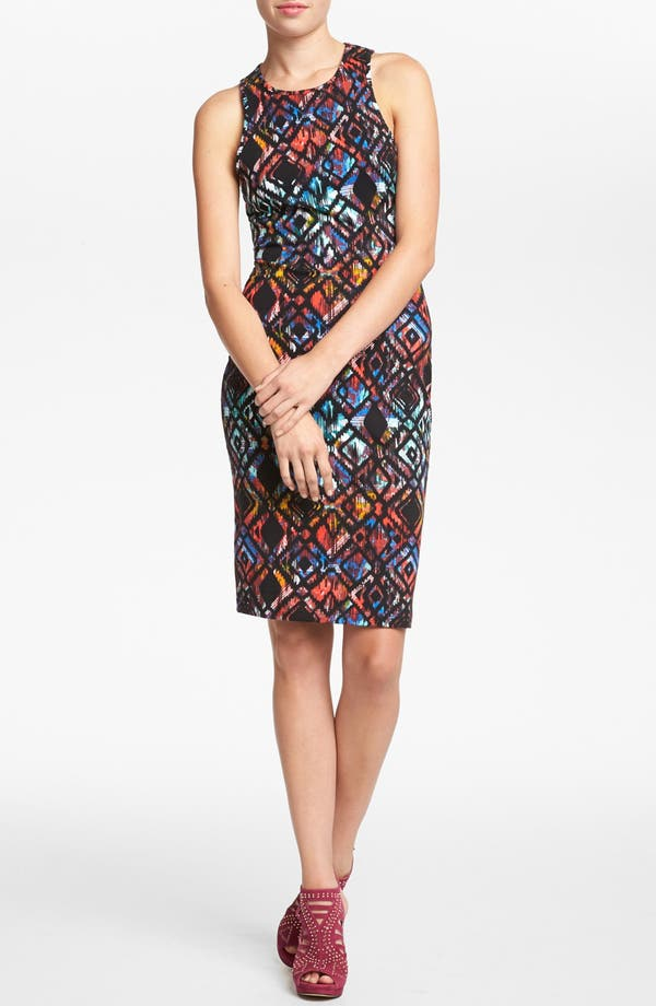Alternate Image 1 Selected - WAYF Body-Con Midi Dress