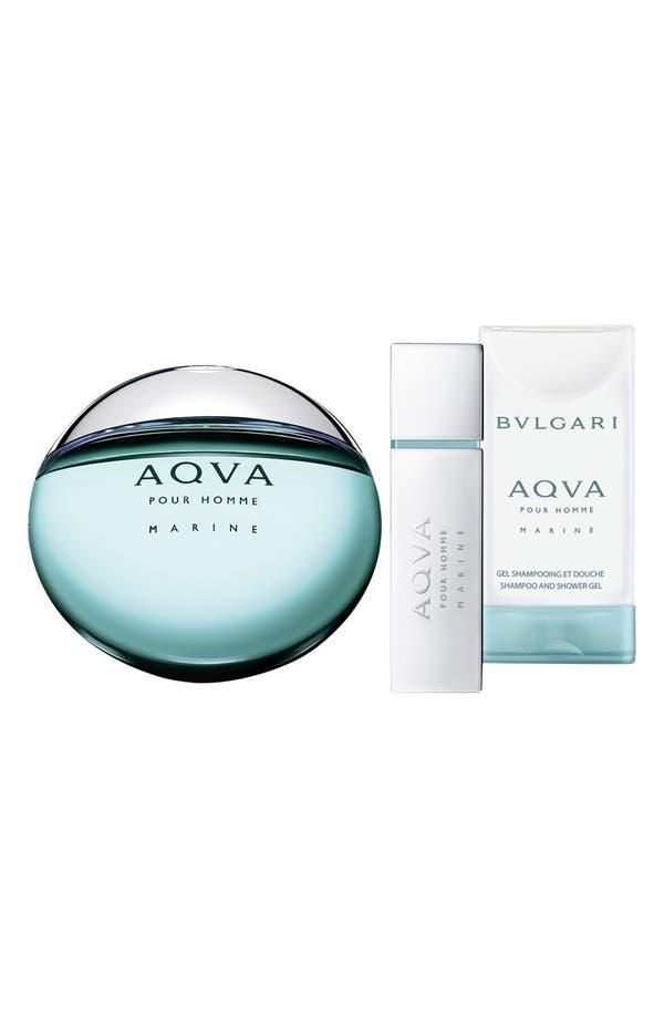 Alternate Image 2  - BVLGARI 'AQVA Pour Homme Marine' Set ($105 Value)