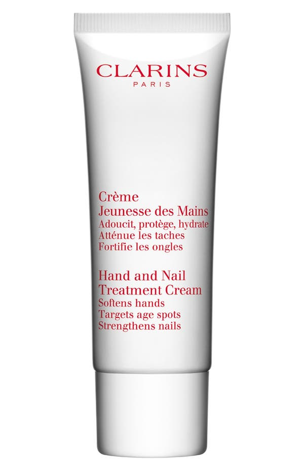 Alternate Image 1 Selected - Clarins Hand and Nail Treatment Cream