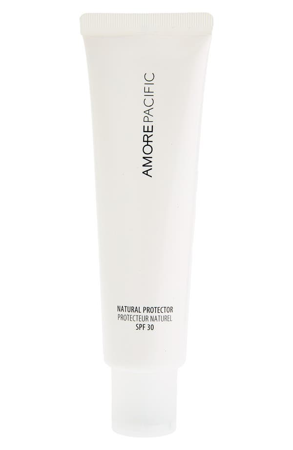Alternate Image 1 Selected - AMOREPACIFIC 'Natural Protector' Hydrating Sunscreen SPF 30 PA+++