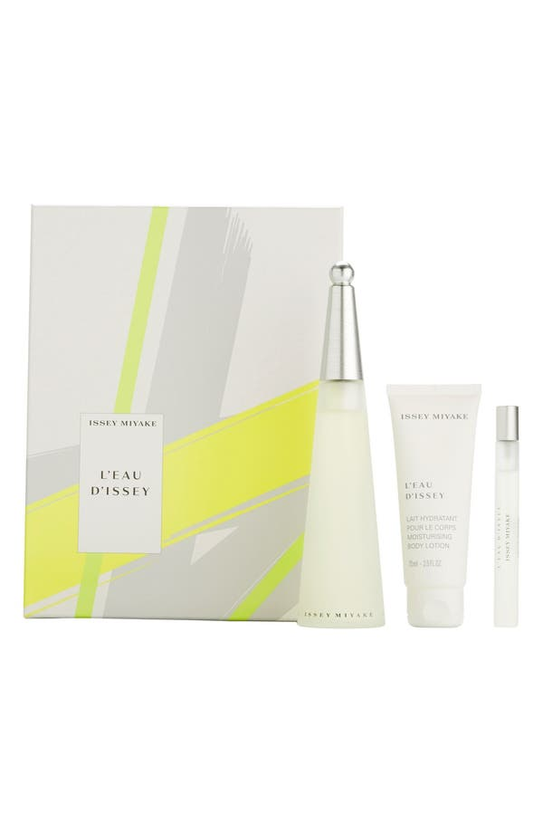 Alternate Image 1 Selected - Issey Miyake 'L'Eau d'Issey' Mother's Day Gift Set