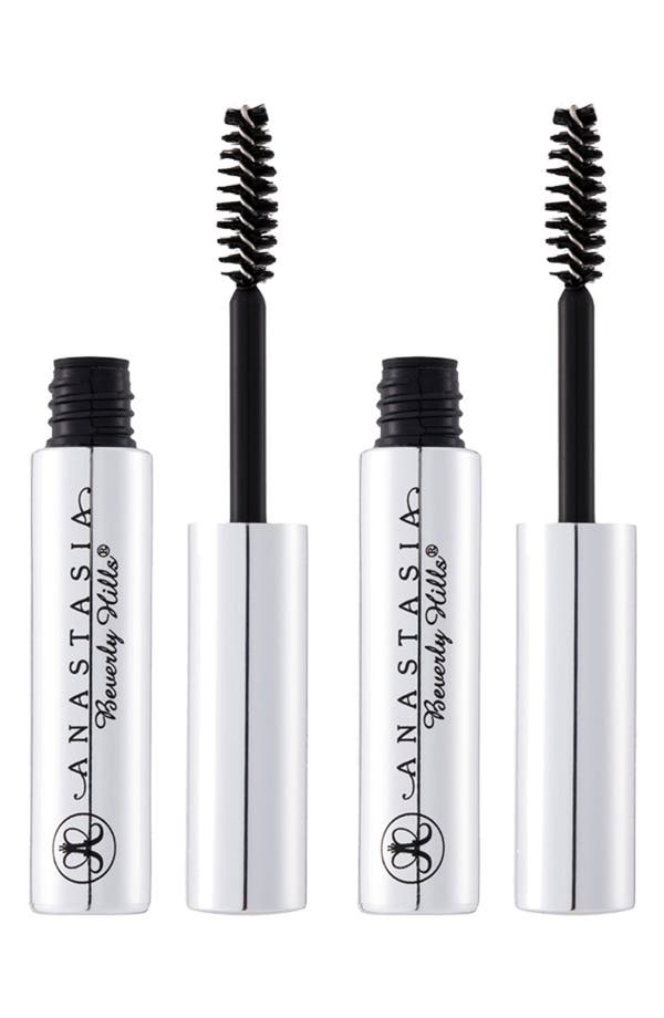 Alternate Image 1 Selected - Anastasia Beverly Hills Clear Brow Gel Duo ($44 Value)