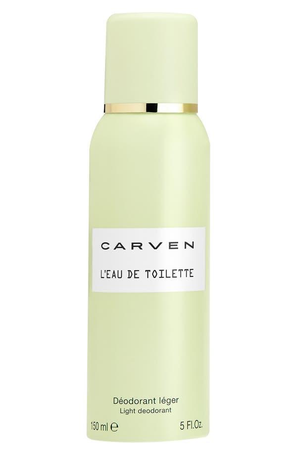 Alternate Image 1 Selected - Carven L'Eau de Toilette Deodorant Spray