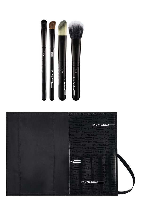 Main Image - M·A·C 'Look in a Box - Advanced Brush' Kit ($119 Value)