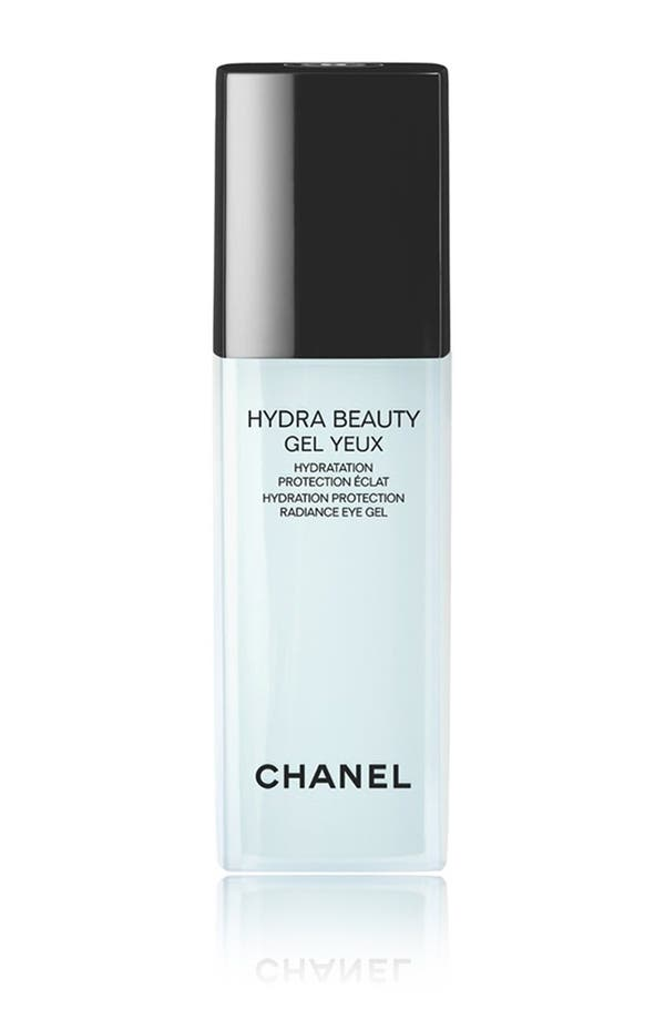 Alternate Image 1 Selected - CHANEL HYDRA BEAUTY GEL YEUX Hydration Protection Radiance Eye Gel