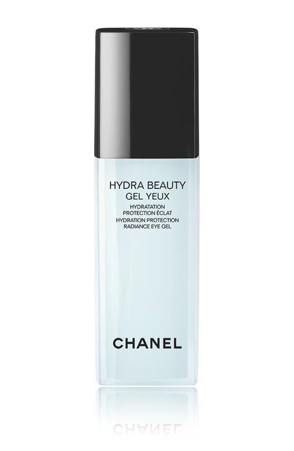 Main Image - CHANEL HYDRA BEAUTY GEL YEUX Hydration Protection Radiance Eye Gel