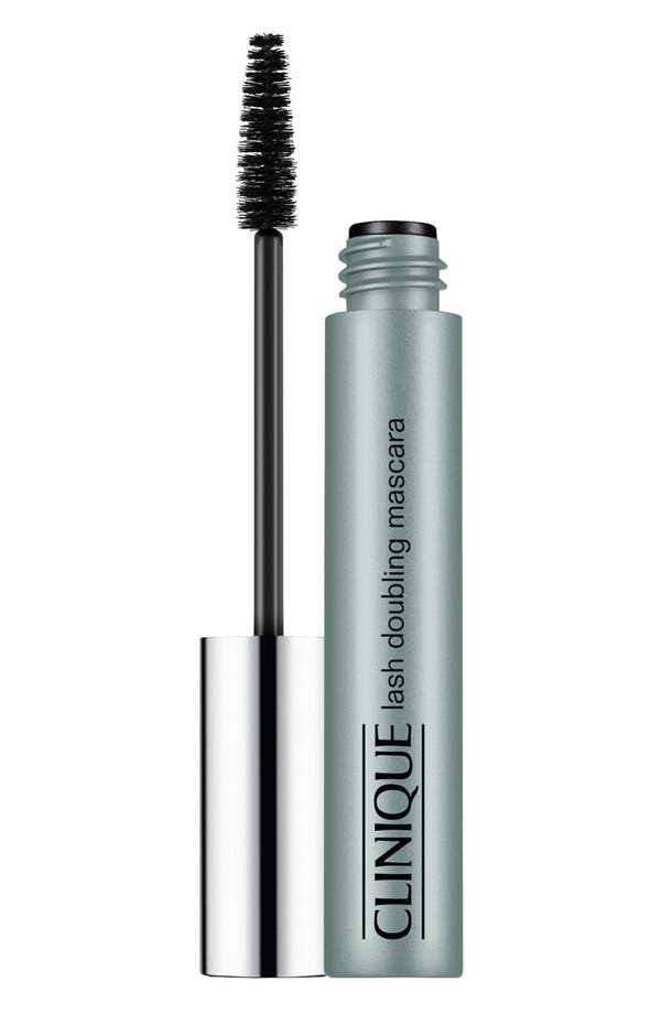 Alternate Image 1 Selected - Clinique Lash Doubling Mascara