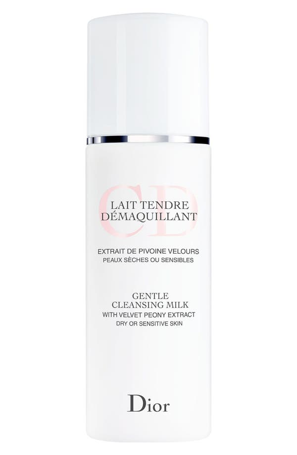 Alternate Image 1 Selected - Dior Gentle Cleansing Milk for Dry or Sensitive Skin