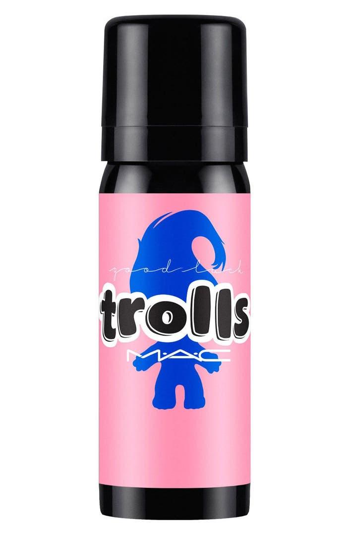 Mac good luck trolls chroma craze hairspray nordstrom - Alternative uses of hairspray ...