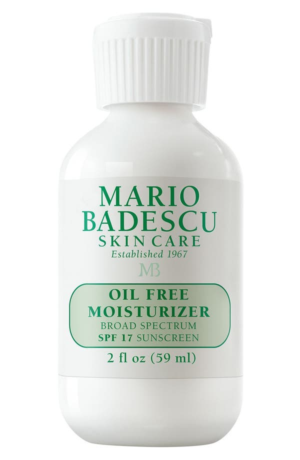 Alternate Image 1 Selected - Mario Badescu Oil-Free Moisturizer SPF 17