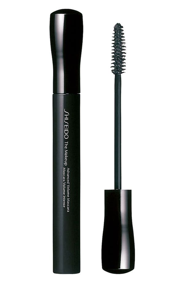 Alternate Image 1 Selected - Shiseido 'The Makeup' Advanced Volume Mascara