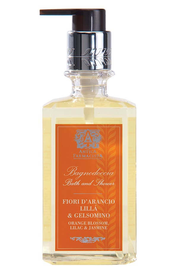 Main Image - Antica Farmacista 'Orange Blossom, Lilac & Jasmine' Bath & Shower Gel