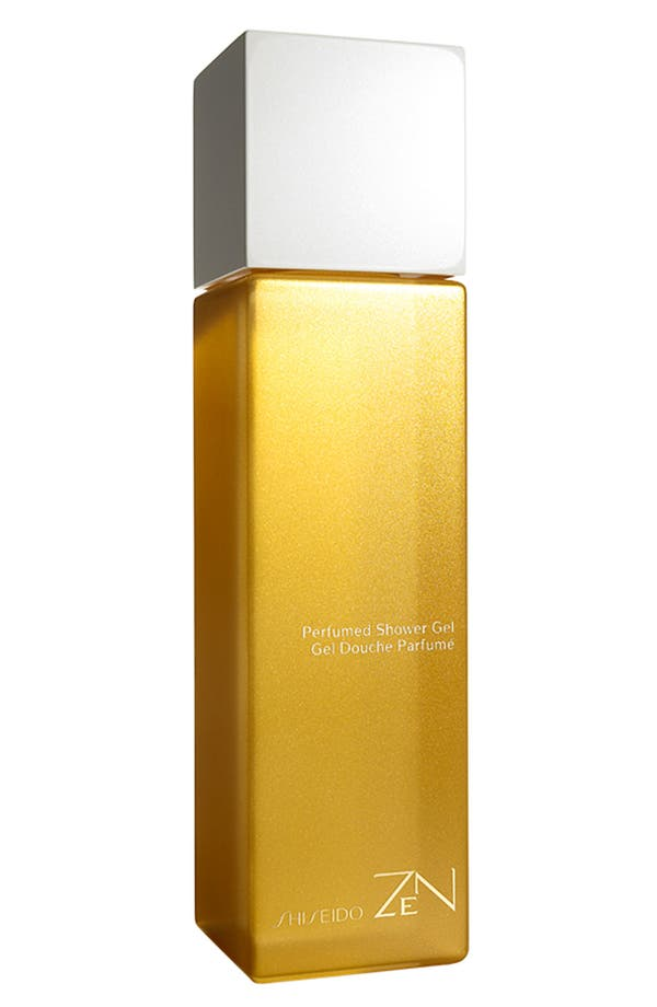 Alternate Image 1 Selected - Shiseido 'Zen' Perfumed Shower Gel