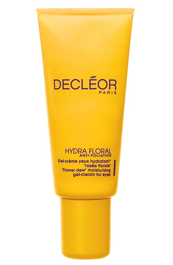Alternate Image 1 Selected - Decléor 'Hydra Floral' Moisturizing Gel-Cream for Eyes