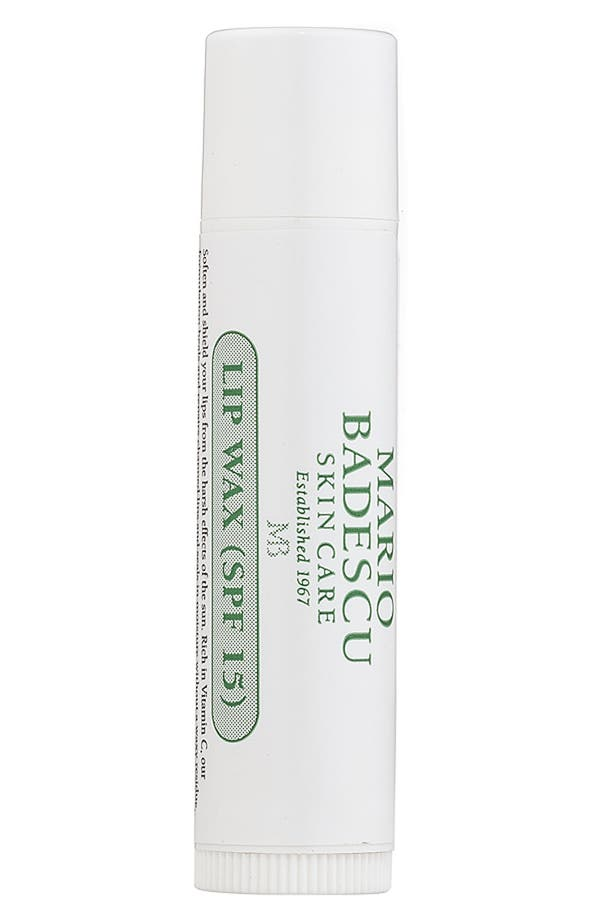 Alternate Image 1 Selected - Mario Badescu Lip Wax (SPF 15)