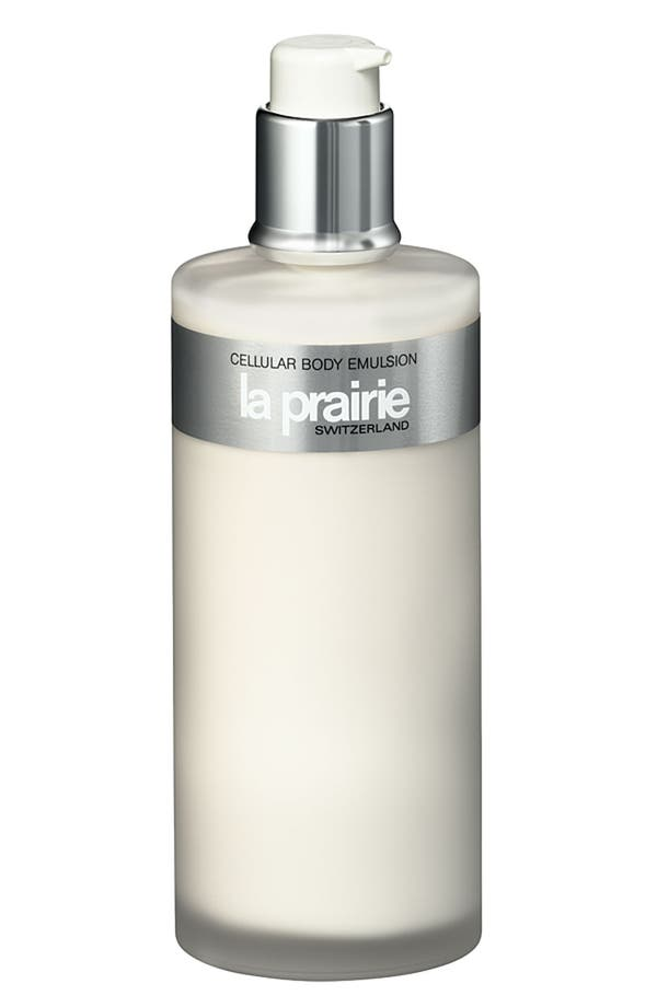 Alternate Image 1 Selected - La Prairie Cellular Body Emulsion