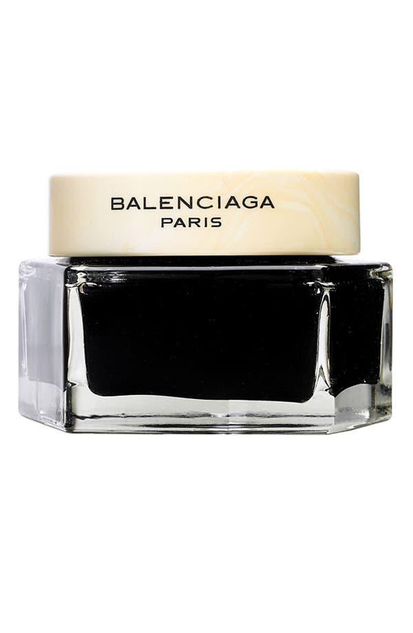 Alternate Image 1 Selected - Balenciaga Paris Black Caviar Scrub