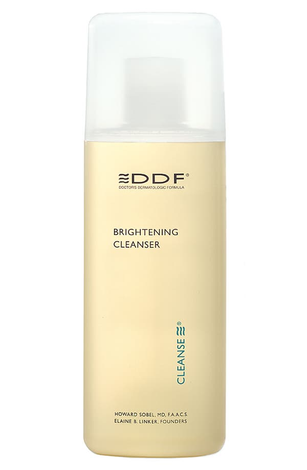 Alternate Image 1 Selected - DDF Brightening Cleanser