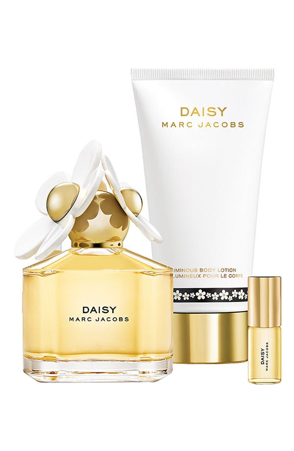 Alternate Image 1 Selected - MARC JACOBS 'Daisy' Gift Set ($120 Value)