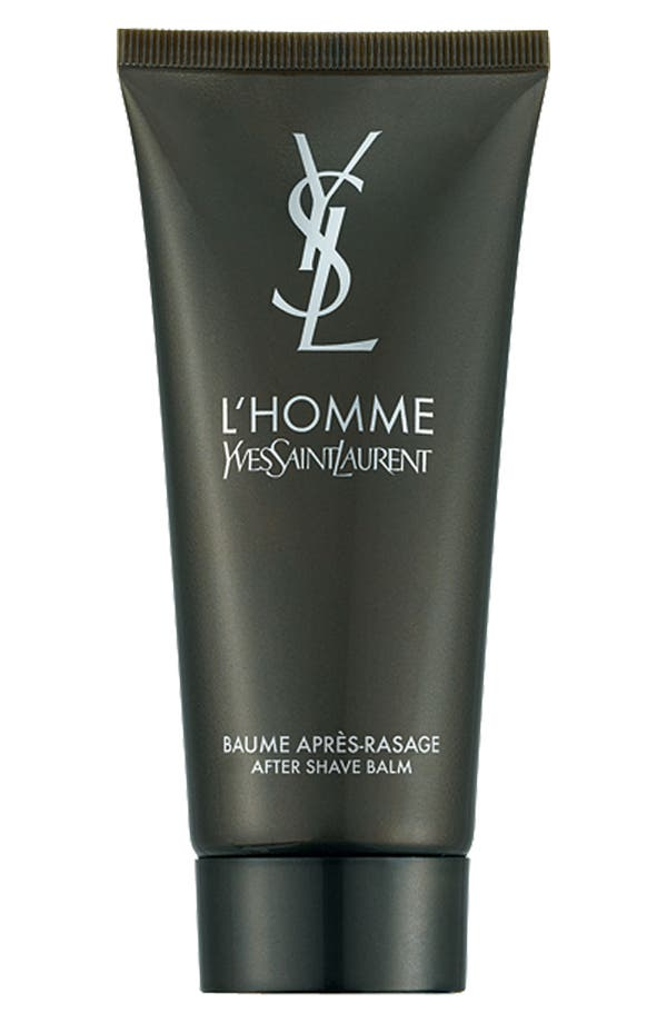 Alternate Image 1 Selected - Yves Saint Laurent 'L'Homme' After Shave Balm