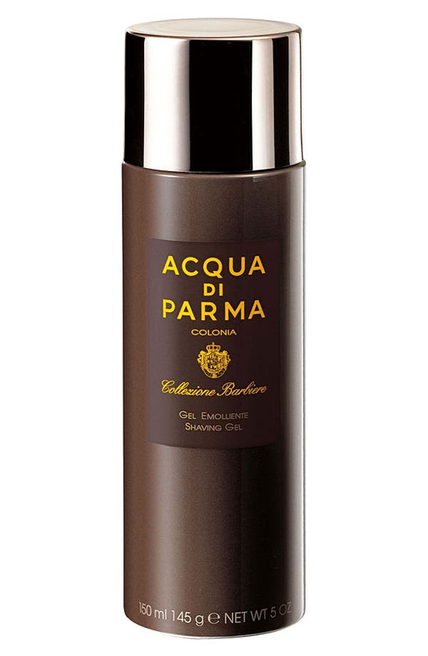 Alternate Image 1 Selected - Acqua di Parma 'Collezione Barbiere' Shaving Gel