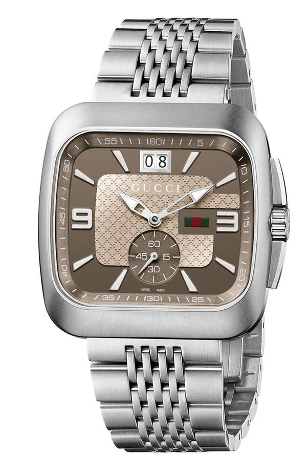 Main Image - Gucci 'Coupe' Bracelet Watch, 40mm