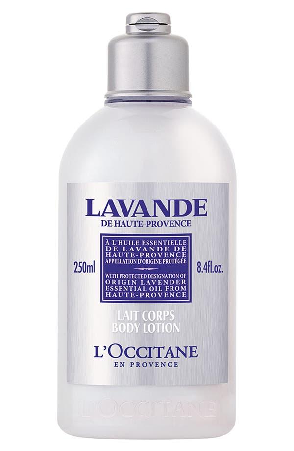 Main Image - L'Occitane Lavender Organic Body Lotion