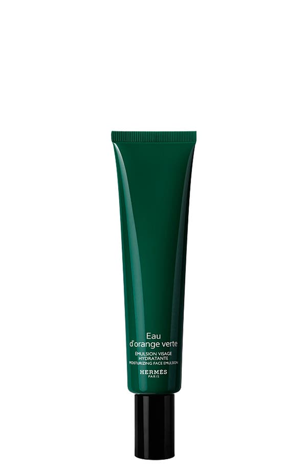 Main Image - Hermès Eau d'orange verte - Moisturizing face emulsion