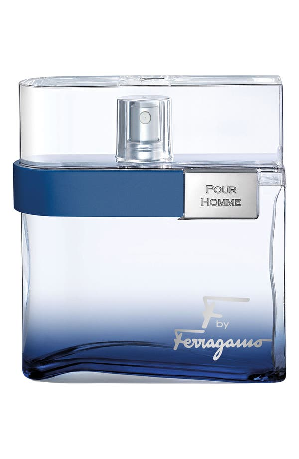 Alternate Image 1 Selected - Salvatore Ferragamo 'F by Ferragamo - Free Time' Eau de Toilette