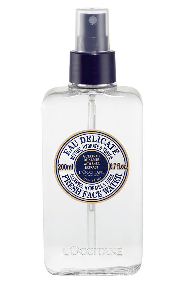 Alternate Image 1 Selected - L'Occitane Fresh Face Water