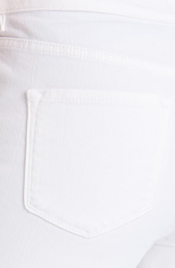 Alternate Image 3  - NYDJ 'Edna' Crop Stretch Jeans