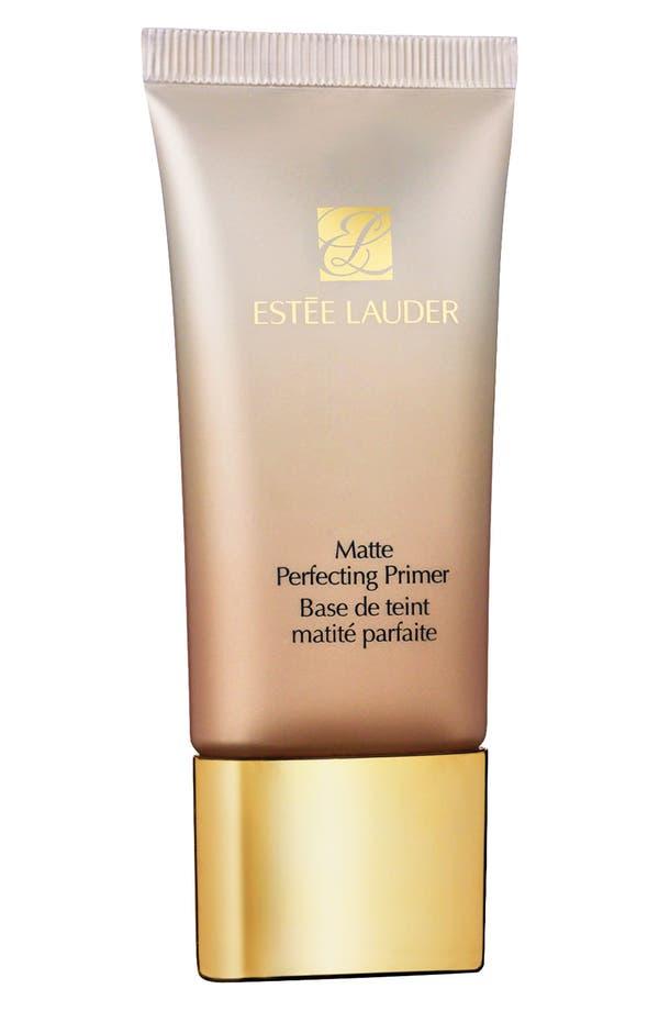Alternate Image 1 Selected - Estée Lauder 'Matte Perfecting' Primer