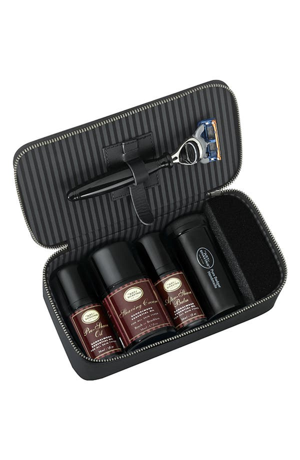 Alternate Image 1 Selected - The Art of Shaving® 'Taos Sandalwood' Travel Kit