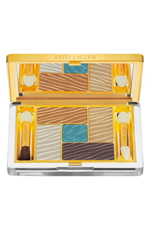 Alternate Image 1 Selected - Estée Lauder 'Bronze Goddess Capri Pure Color' Gelée Powder Eyeshadow Palette