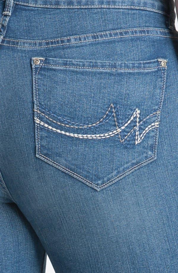 Alternate Image 3  - NYDJ 'Boyfriend' Cuff Crop Jeans (Plus)