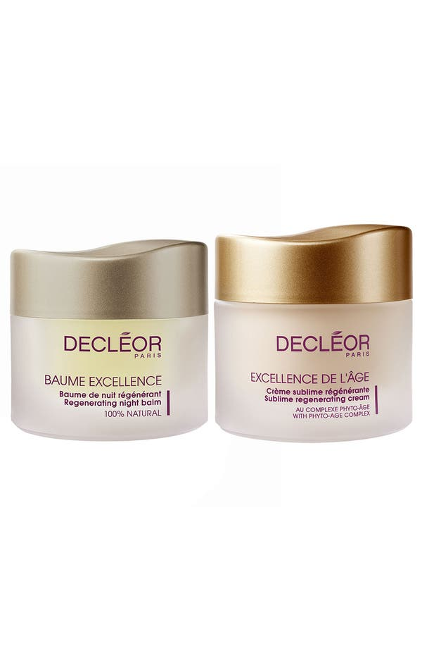 Alternate Image 1 Selected - Decléor 'Excellence Regenerating' Anti-Aging Duo (Nordstrom Exclusive) ($199 Value)